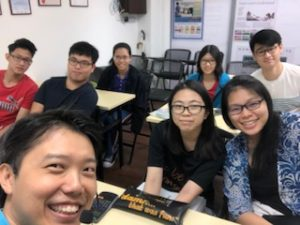 A level JC H2 Chemistry tuition class
