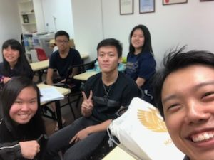 A level H2 JC chemistry tuition class
