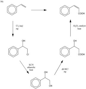 Organic Synthesis Question