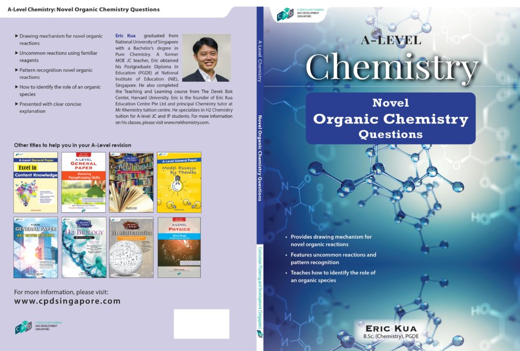 Novel Organic Questions Book